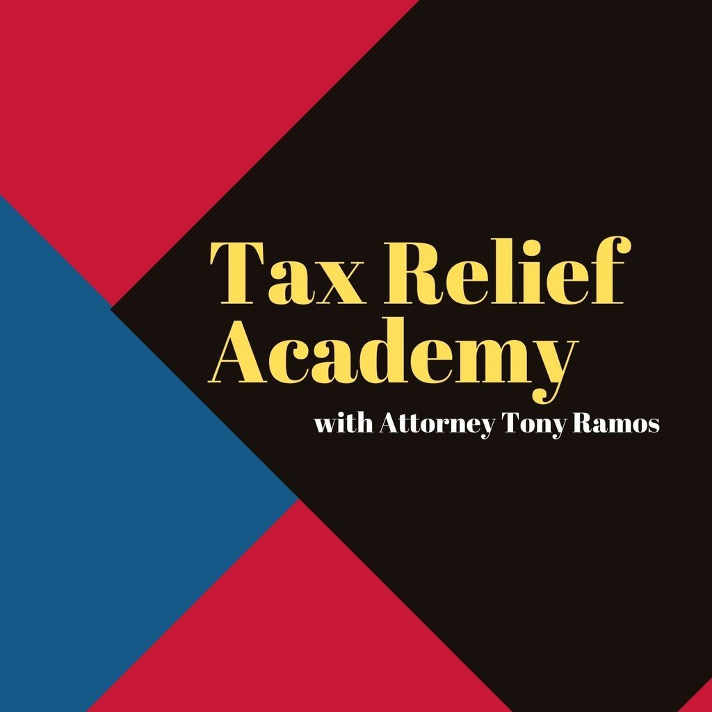 tax-relief-academy-podcast-cover